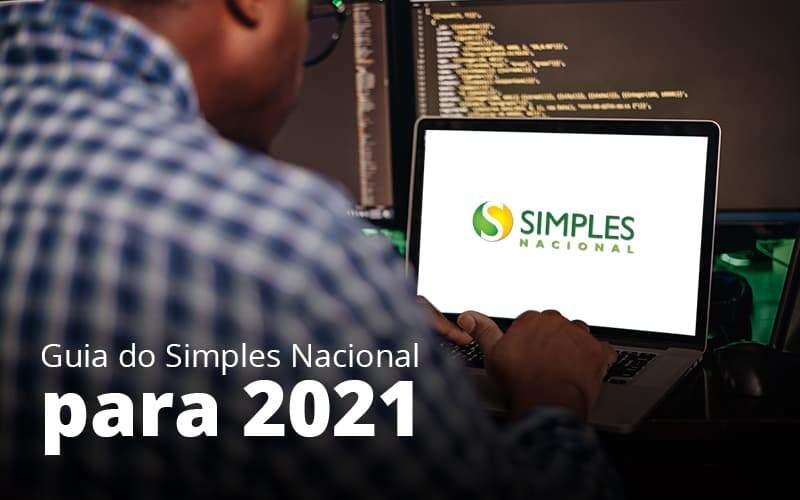 Guia Do Simples Nacional Para 2021 Post 1 - Job Cont