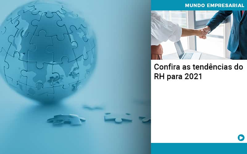 Confira As Tendencias Do Rh Para 2021 - Job Cont