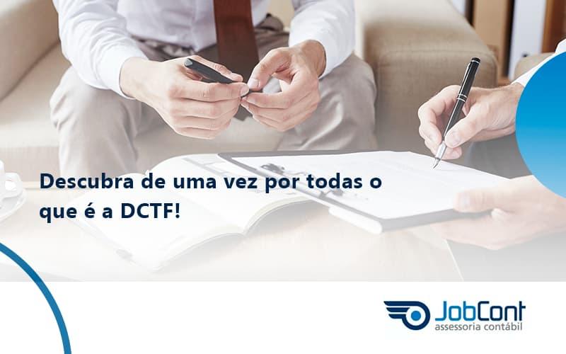 Dctf Contabil Jobcont - Job Cont