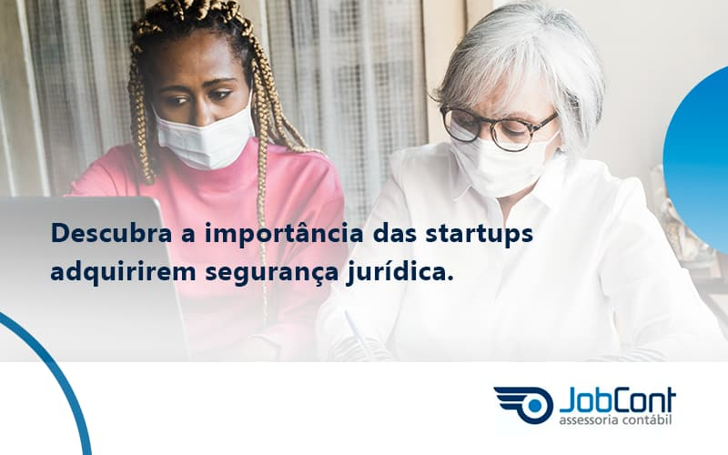 Descubra A Importancia Das Startups Jobcont - Job Cont